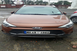 Hyundai I20 Sportz AT