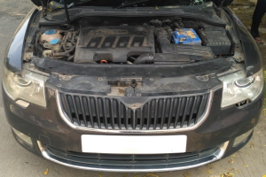 Skoda Superb ELEGANCE 2_0 TDI CR