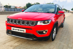 Jeep Compass 1-4 Limited